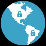 Geoblocking Icon